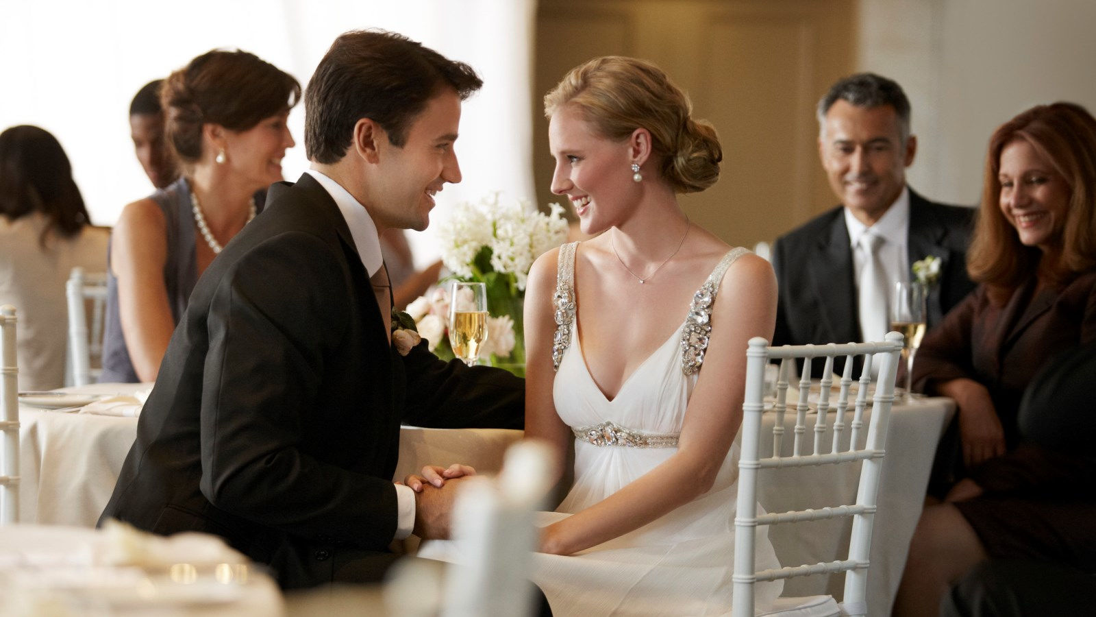 Calgary Wedding Venues - Bridal Couple